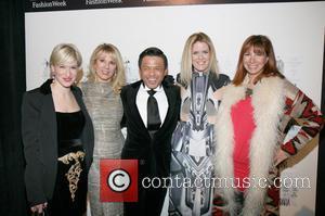 Julie Macklowe, Ramona Singer, Zang Toi, Alex Mccord and Jill Zarin