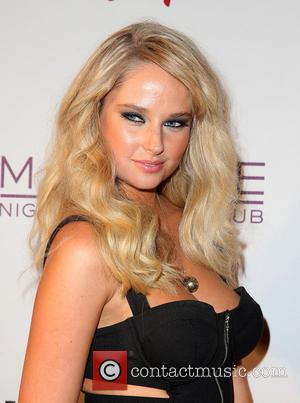 Genevieve Morton - Sports Illustrated 2013 Swimsuit Models at Marquee Nightclub at The Cosmopolitan - Las Vegas, Nevada, United States...