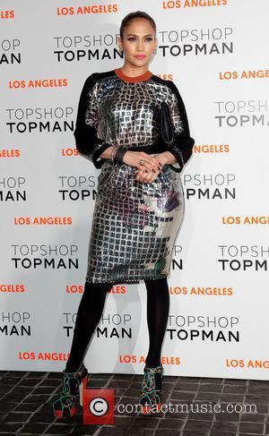 Jennifer Lopez, Topman LA Opening