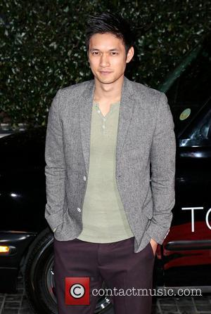 Harry Shum Jr. - Topshop Topman LA Opening Party - West Hollywood, California, United States - Wednesday 13th February 2013