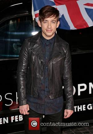 Kevin McHale - Topshop Topman LA Opening Party - West Hollywood, California, United States - Wednesday 13th February 2013
