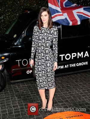 Mary Elizabeth Winstead - Topshop Topman LA Opening Party - West Hollywood, California, United States - Wednesday 13th February 2013
