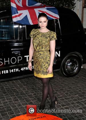 Michelle Trachtenberg - Topshop Topman LA Opening Party - West Hollywood, California, United States - Wednesday 13th February 2013