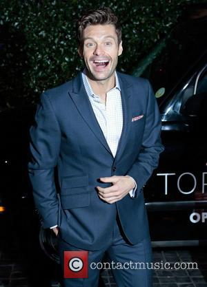 Ryan Seacrest - Topshop Topman LA Opening Party - West Hollywood, California, United States - Wednesday 13th February 2013