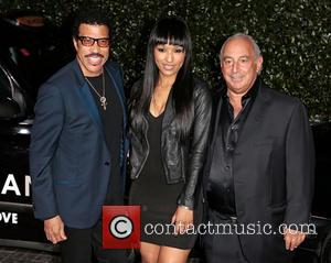 Lionel Richie and Sir Philip Green