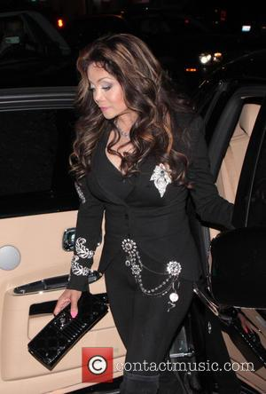 Latoya Jackson - Topshop Topman LA opening party - West Hollywood, California, United States - Wednesday 13th February 2013