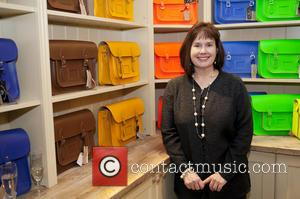 Julie Deane - The Cambridge Satchel Company Covent Garden store launch - London, United Kingdom - Wednesday 13th February 2013