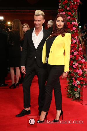 Amy Childs and Harry Derbidge