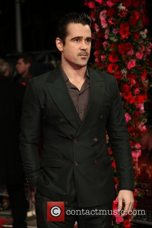 Colin Farrell - A New York Winter's Tale premiere held at Odeon Kensington - Arrivals - London, United Kingdom -...