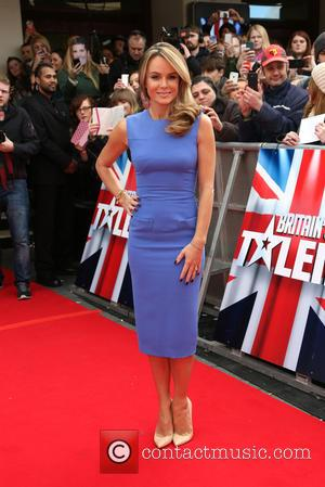 Amanda Holden - Britain's Got Talent London auditions - Arrivals - London, United Kingdom - Wednesday 13th February 2013