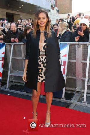 Alesha Dixon - Britain's Got Talent London auditions - Arrivals - London, United Kingdom - Wednesday 13th February 2013