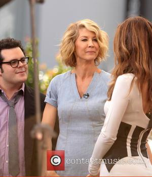 Jenna Elfman, Josh Gad and Maria Menounos