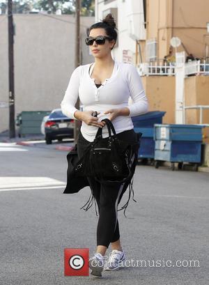 Kim Kardashian - Pregnant Kim Kardashian