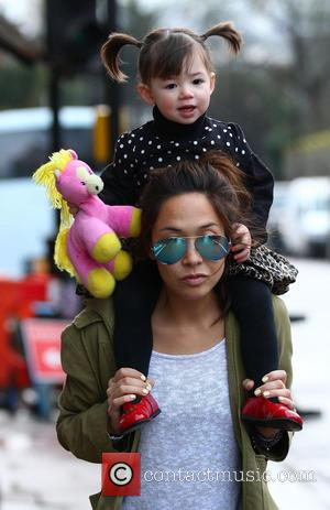 Myleene Klass Weeps During Charity Trip To Philippines