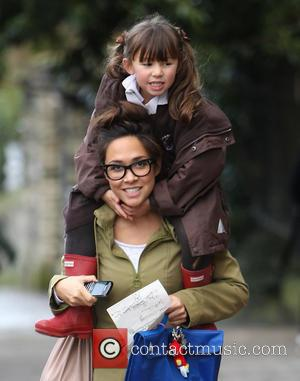Myleene Klass and Hero Quinn
