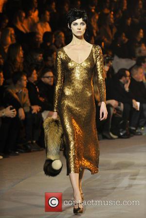 Model - NYFW - Marc Jacobs - Runway at New York Fashion Week - New York, NY, United States -...
