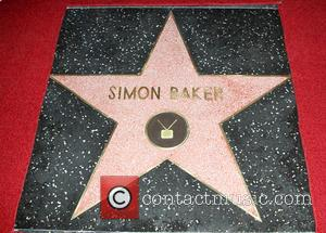 Simon Baker's Star - Simon Baker is honoured with a star on the Hollywood Walk of Fame - Los Angeles,...
