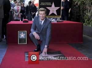 Simon Baker - Simon Baker is honoured with a star on the Hollywood Walk of Fame - Los Angeles, California,...