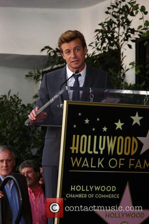 Simon Baker - Simon Baker is honoured with a star on the Hollywood Walk of Fame at Hollywood Boulevard -...