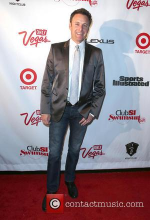 Chris Harrison - Sports Illustrated and The LVCVA Host