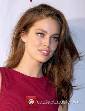 Emily Didonato - Sports Illustrated and The LVCVA Host