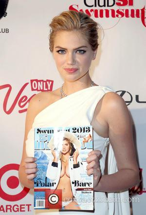Kate Upton - Sports Illustrated and The LVCVA Host