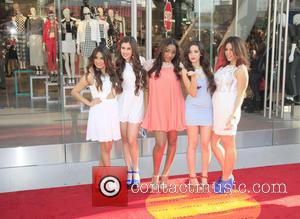 Fifth Harmony - Topshop Topman LA Grand Opening at The Grove - Los Angeles, California, United States - Thursday 14th...