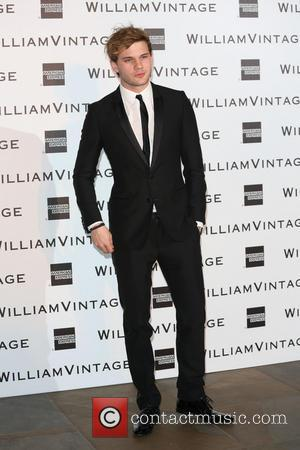 Jeremy Irvine - 3rd Annual WilliamVintage dinner held at St. Pancras Hotel - Arrivals - London, United Kingdom - Thursday...