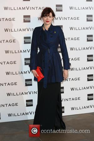 Jasmine Guinness - 3rd Annual WilliamVintage dinner held at St. Pancras Hotel - Arrivals - London, United Kingdom - Thursday...
