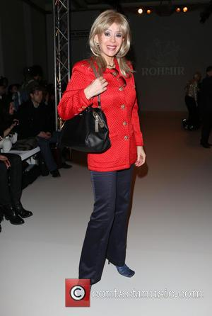 Sally Farmiloe - London Fashion Week - Autumn/Winter 2013 - Rohmir - Front Row - London, United Kingdom - Friday...