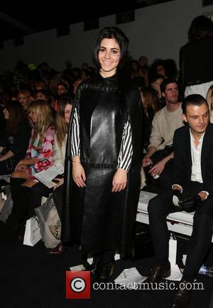 Marina Diamandis, Marina and the Diamonds - London Fashion Week Felder + Felder at London Fashion Week - London, United...