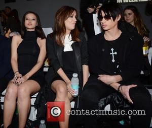 Leah Weller, Natt Weller and Caroline Flack