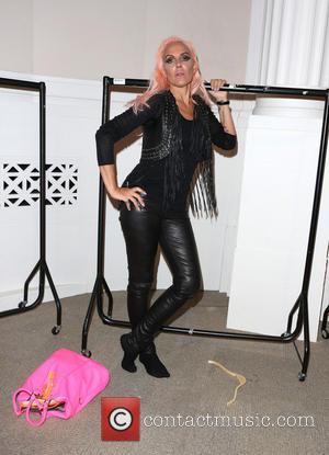 Natascha Ochsenknecht - London Fashion Week Autumn/Winter 2013 at London Fashion Week - London, United Kingdom - Friday 15th February...