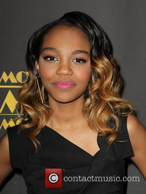 China Anne Mcclain and Mcclain Sisters