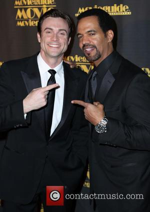 Daniel Goddard and Kristoff St John - The 21st Annual Movieguide Awards held at the Universal Hilton Hotel - Hollywood,...