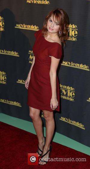 Debby Ryan - The 21st Annual Movieguide Awards held at the Universal Hilton Hotel - Hollywood, California, United States -...