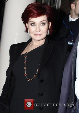 Sharon Osbourne - The Arts Club celebrities - London, United Kingdom