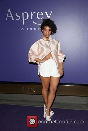 Lianne La Havas - EE British Academy Film Awards (BAFTAs) nominees party 2014 held at Aspreys - Arrivals - London,...