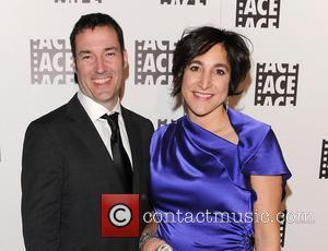 Mark Andrews and Katherine Sarafian