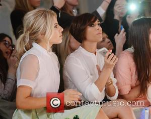 Mollie King and Frankie Sandford