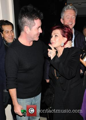 Simon Cowell Confirms Sharon Osbourne Lined-up For X Factor Return