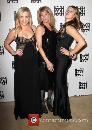 Jessica Capshaw, Kate Capshaw and Sasha Spielberg