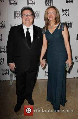 Wayne Knight and Clare De Chenu - 63rd Annual ACE Eddie Awards, held at The Beverly Hilton Hotel at Beverly...