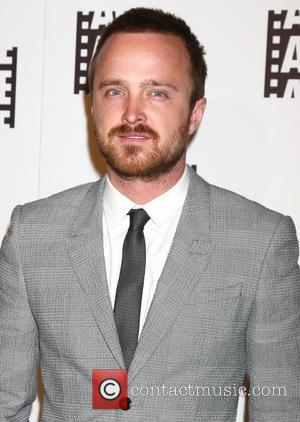 Aaron Paul Marries