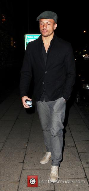 Wes Brown - Celebrities attend a private party at Gusto Restaurant - Alderley Edge, United Kingdom - Saturday 16th February...