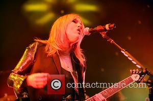 Grace Potter - Grace Potter & the Nocturnals performing live at the Fillmore Miami Beach at the Jackie Gleason Theater...