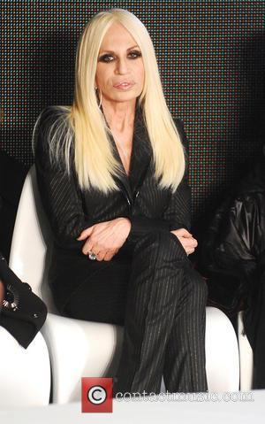 Donatella Versace - The International Woolmark Prize - London, United Kingdom - Saturday 16th February 2013