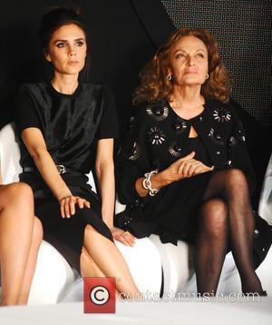 Victoria Beckham and Diane von Furstenberg