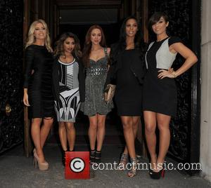 Mollie King, Vanessa White, Una Healy, Rochelle Wiseman, Frankie Sandford and The Saturdays