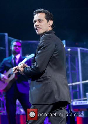 Marc Anthony - Marc Anthony performing at the Barclays Center Brookyln - New York City, United States - Saturday 16th...